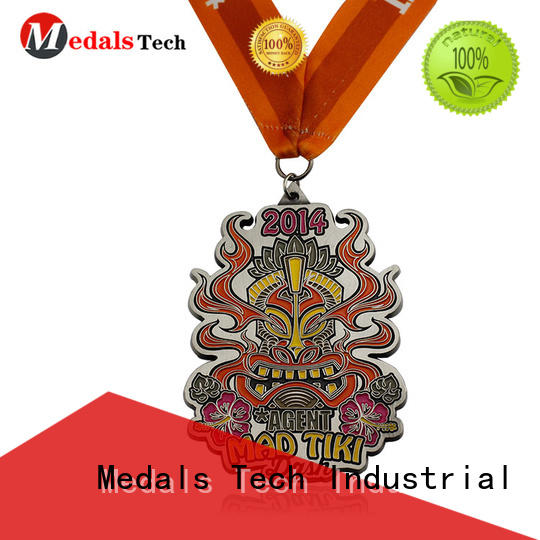 round best running medals swimming supplier for promotion
