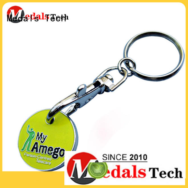 Medals Tech antique key keychain series for add on sale