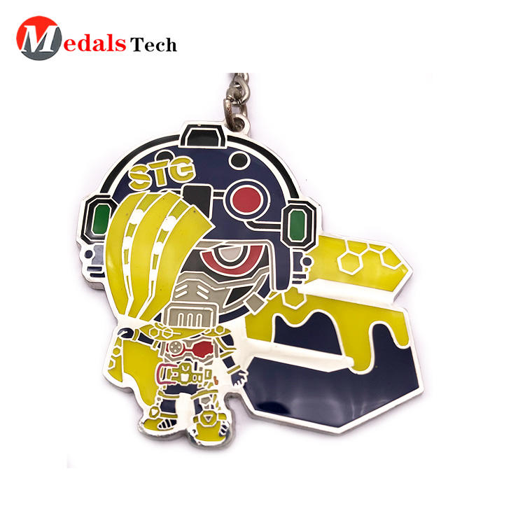 Medals Tech antique metal key ring directly sale for souvenir-1