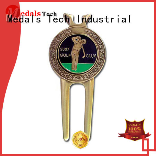 Medals Tech bulk golf divot with good price for add on sale