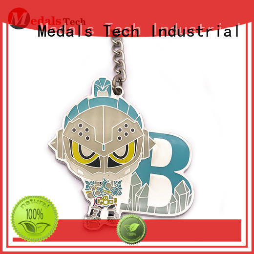Medals Tech metal metal keychains series for promotion