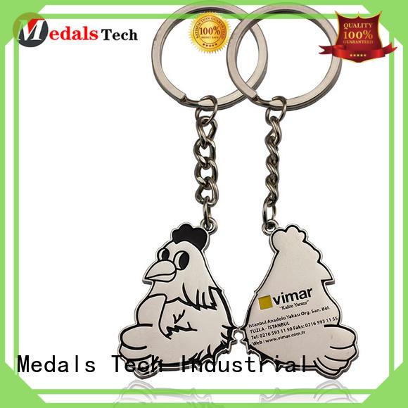 metal metal key ring plated manufacturer for souvenir