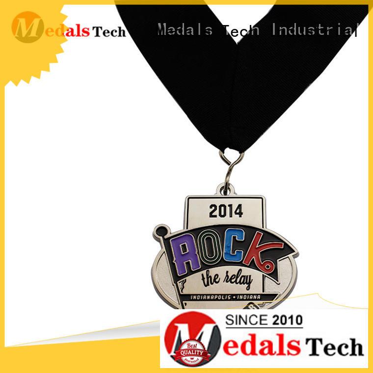 antique best running medals letter supplier for man