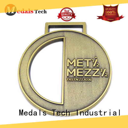 plated large award medals personalized for adults Medals Tech