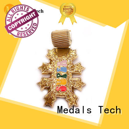 Medals Tech coated pocket money clip with good price for woman