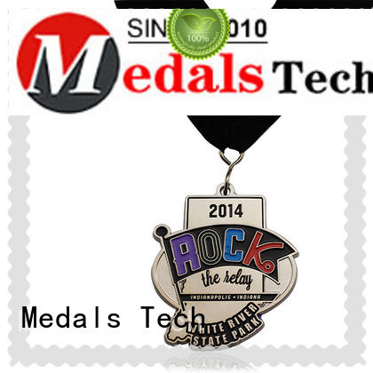 Medals Tech running running race medals wholesale for adults