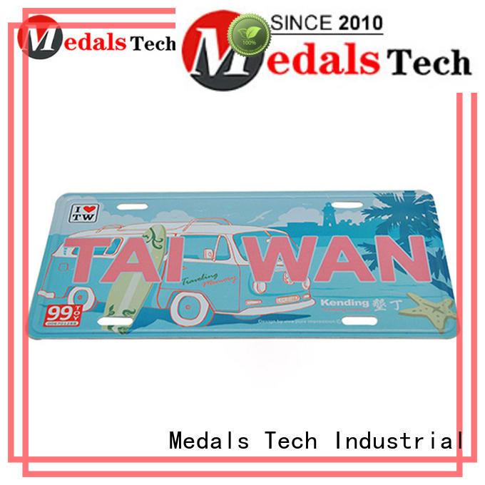 Medals Tech excellent custom name plates factory for kids