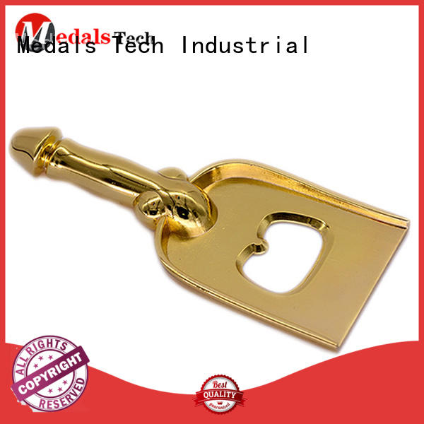 Medals Tech crew customized bottle opener series for add on sale
