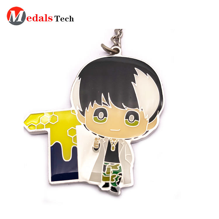 Medals Tech alloy novelty keyrings series for man-3