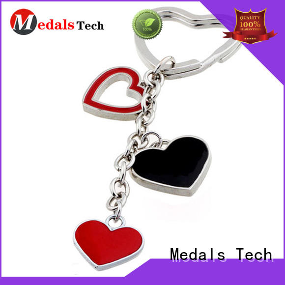 Medals Tech cart keychain supplies series for promotion