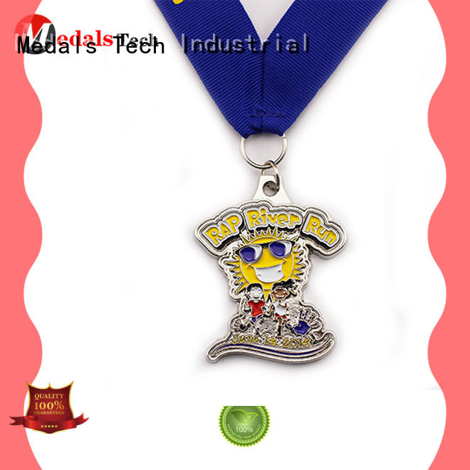 Medals Tech running custom made medals wholesale for kids