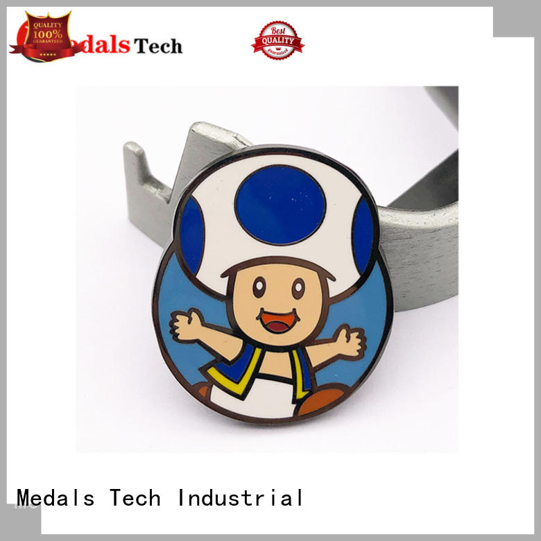 Medals Tech mens suit pins design for adults