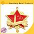 ribbon Custom matte sport metal medal Huancheng cost-effective
