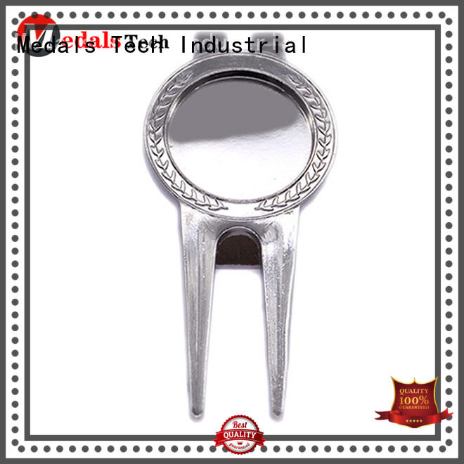 Medals Tech quality golf divot repair tool with good price for woman
