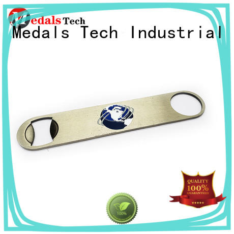 Medals Tech printing wall mount bottle opener from China for souvenir