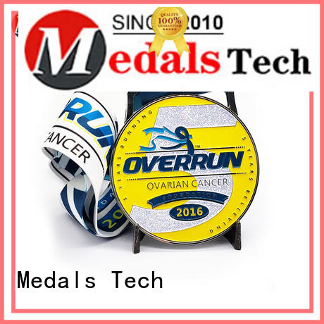 plated cool running medals colorful wholesale for commercial