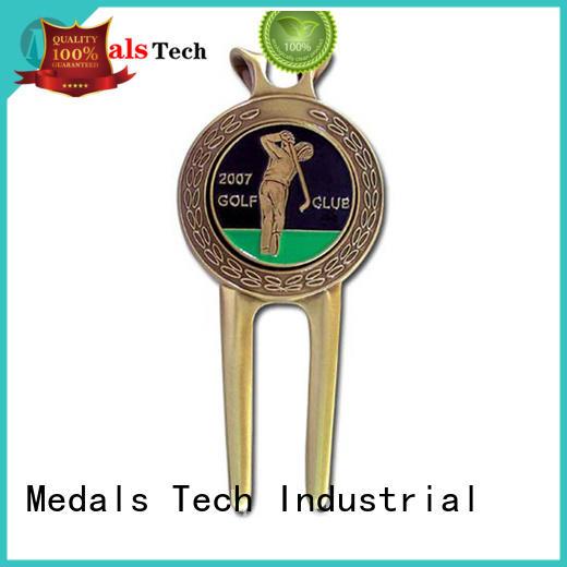 Medals Tech accessory golf divot tool design for man