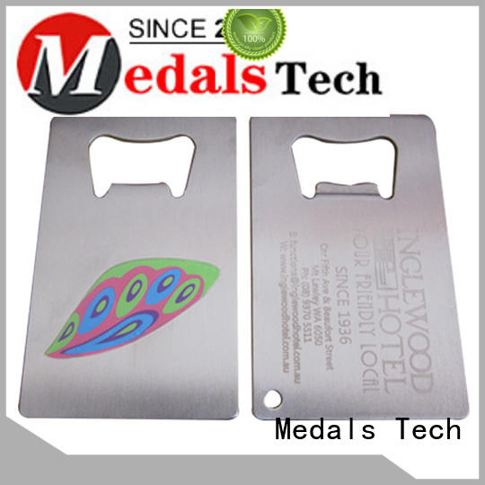 Medals Tech vintage beer opener customized for household