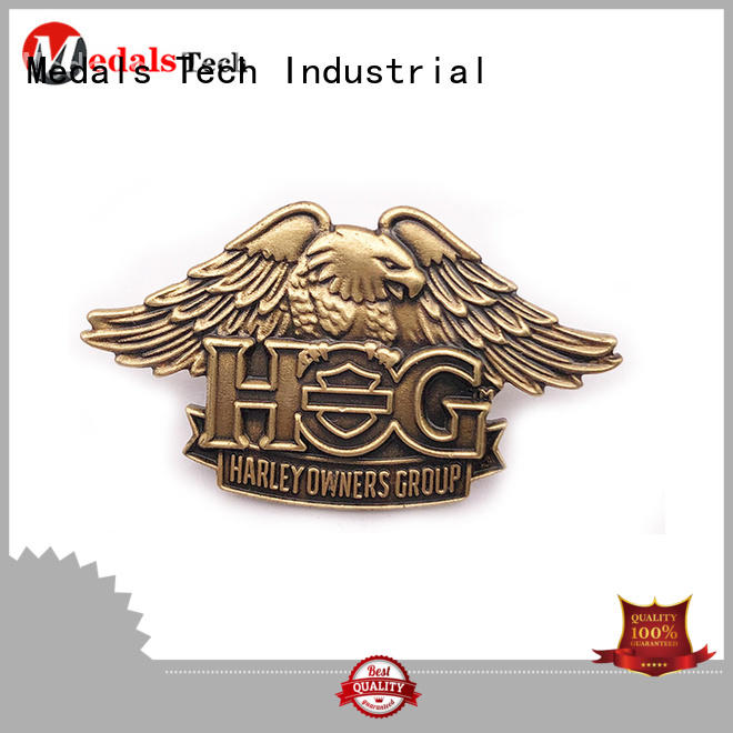 professional suit lapel pins round design for add on sale