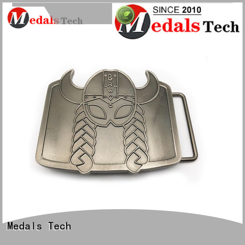 Medals Tech shinny cool belt buckles factory price for add on sale