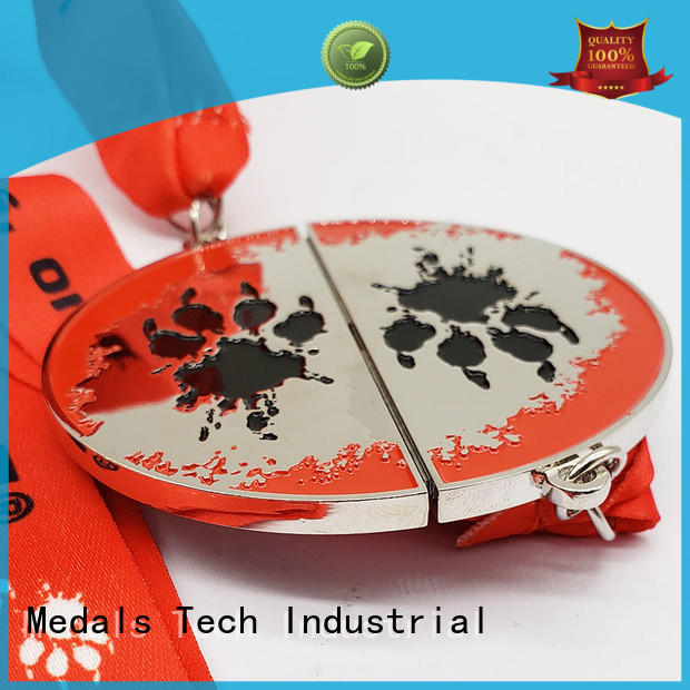 Medals Tech plated the gold medal factory price for man