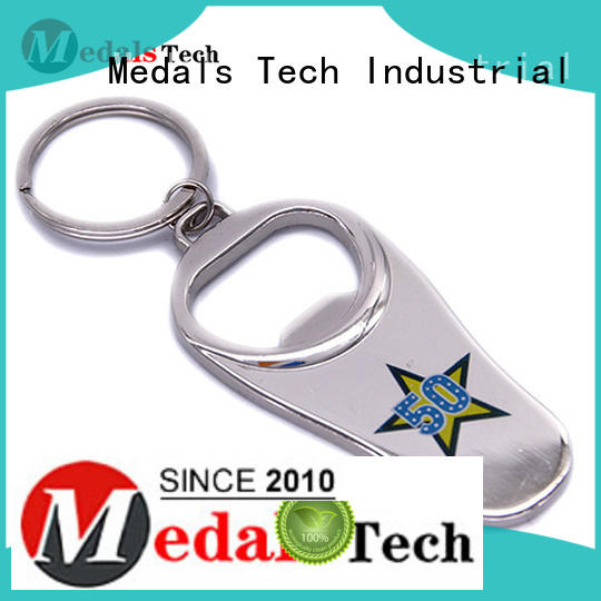 Medals Tech round custom bottle openers series for souvenir