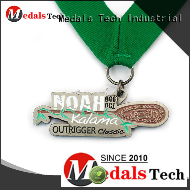 Medals Tech plated running finisher medals supplier for kids