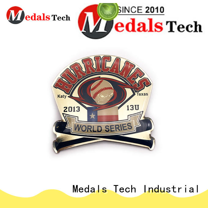 Medals Tech shape custom lapel pins design for adults