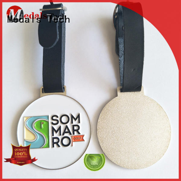 Medals Tech blast custom golf bag tags manufacturer for adults
