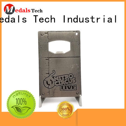 Medals Tech shinny beer opener manufacturer for commercial