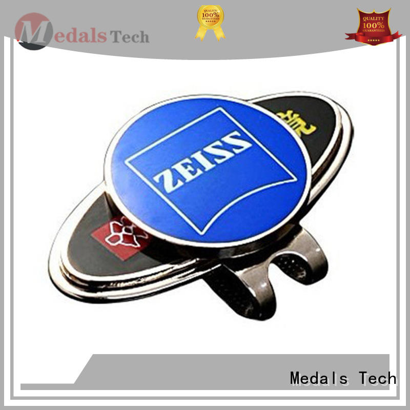 Medals Tech High-quality golf marker clip for business for add on sale