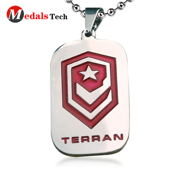 Medals Tech resin dog tag shapes series for adults-2