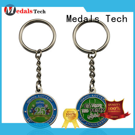 Medals Tech casting novelty keyrings series for commercial