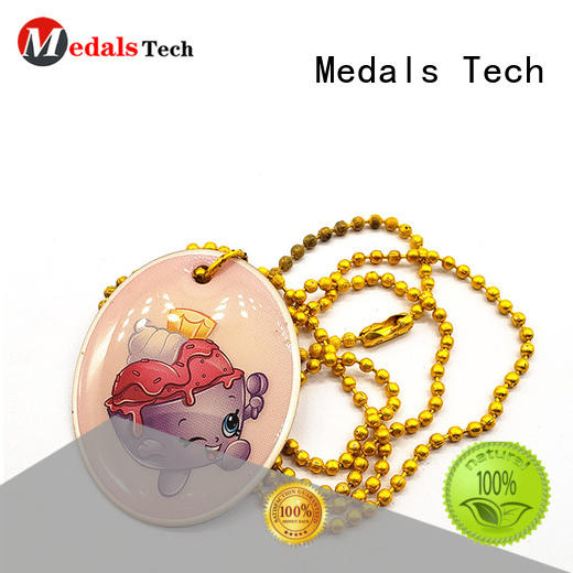 Medals Tech engraved best dog tags for pets directly sale for boys