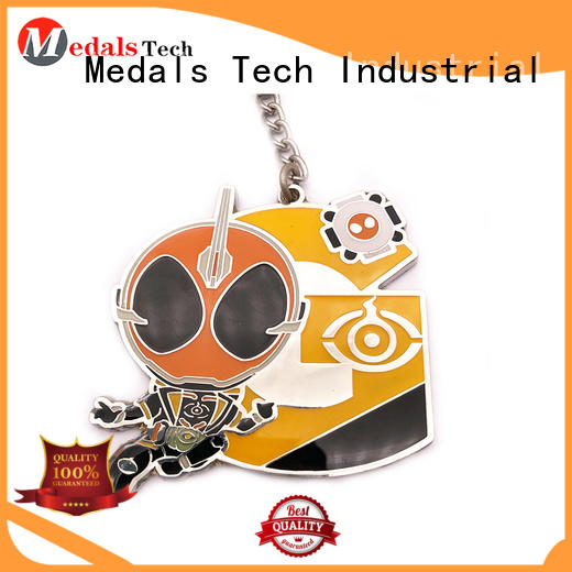 Medals Tech casting keychain supplies series for adults
