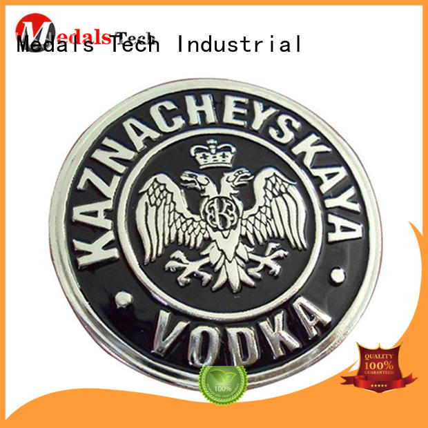 Medals Tech excellent steel name plates factory for woman