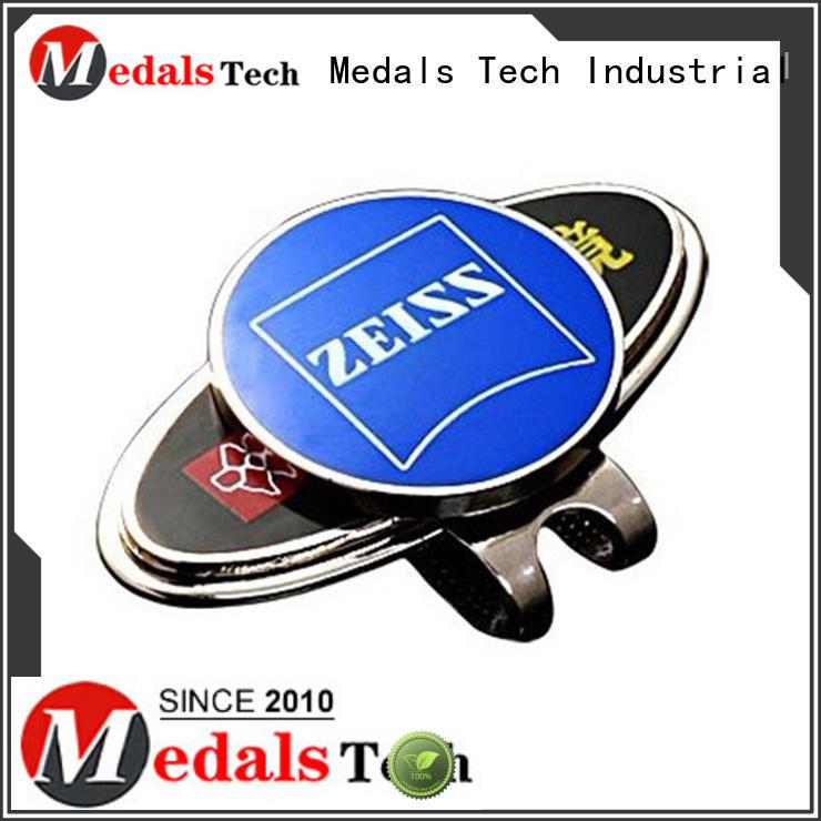 Medals Tech New cap clip golf company for kids