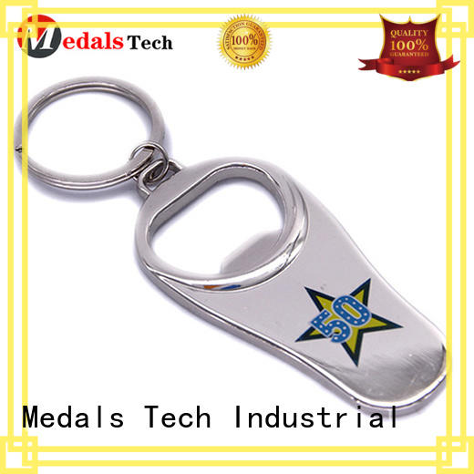 Medals Tech die casting stainless steel bottle opener manufacturer for add on sale