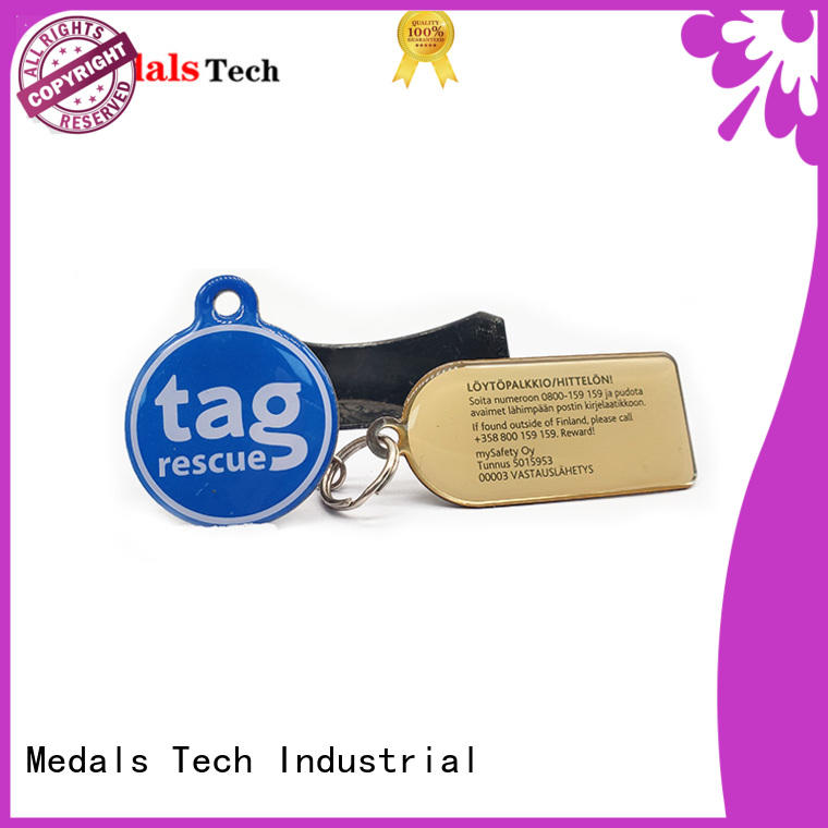 Medals Tech Dog tag manufacturer for adults