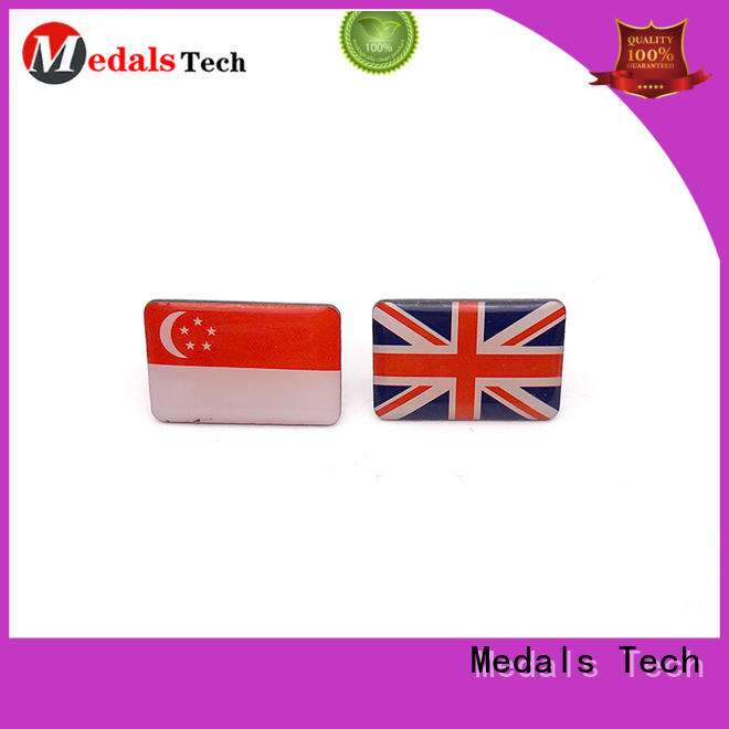 Medals Tech mens lapel pin factory for man
