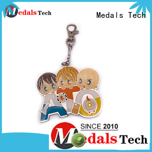 plated metal keychains series for add on sale