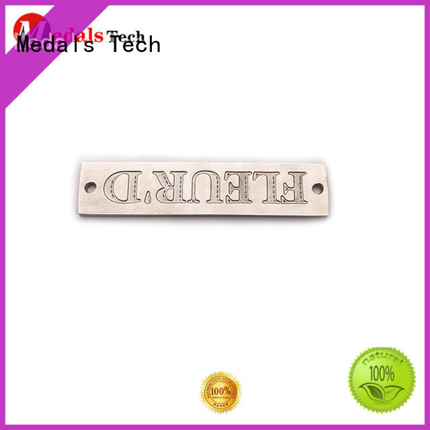 Medals Tech cost-effective custom name plates inquire now for kids