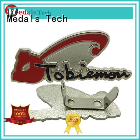 Medals Tech design custom name plates factory for kids