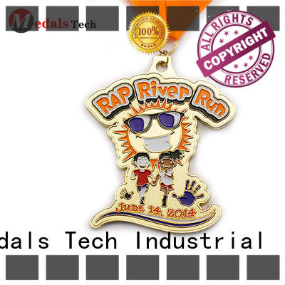 Medals Tech free cool running medals factory price for man