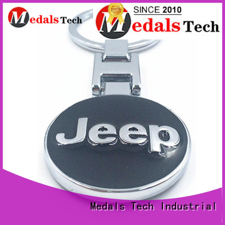 Medals Tech sport cool keychains for guys customized for add on sale