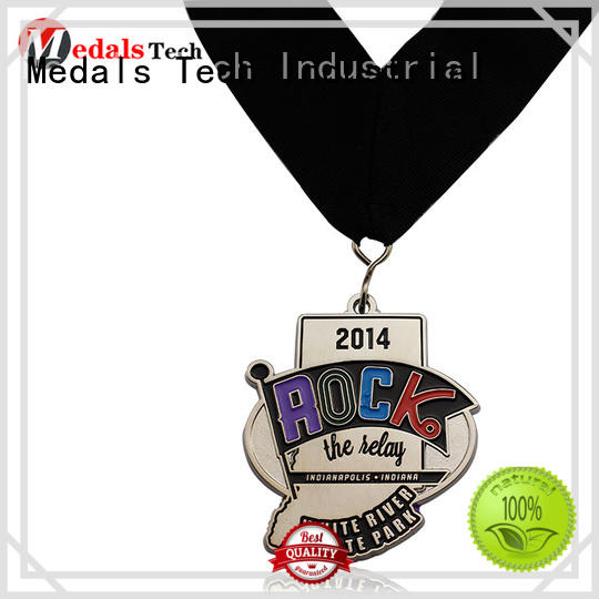 Medals Tech antique running race medals wholesale for kids