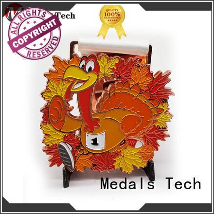 fashion marathon medal shaped wholesale for commercial