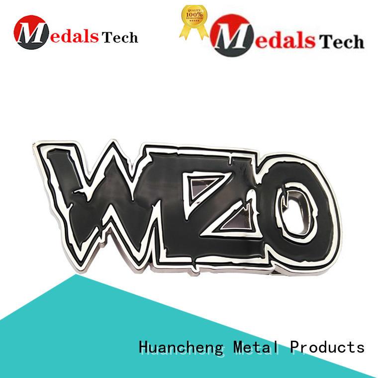 Quality Huancheng Brand rock belt buckle casting