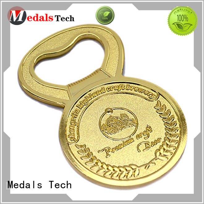 Medals Tech die casting beer bottle openers manufacturer for add on sale