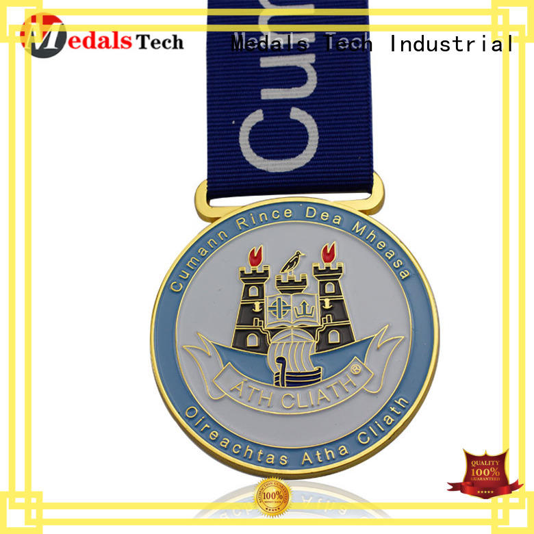 Medals Tech finisher custom made medals wholesale for promotion